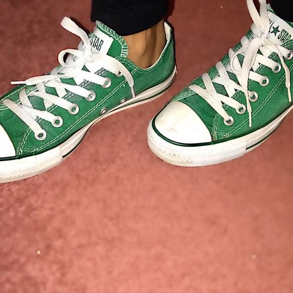 Converse Shoes | Amazon Green Converse